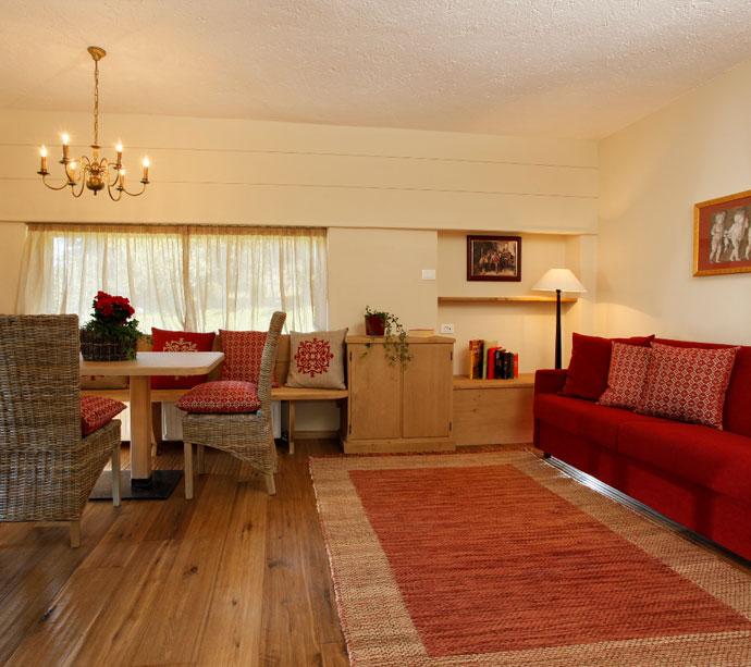 Am Bach - Bungalow appartamenti vacanze a Lagundo Pünthof
