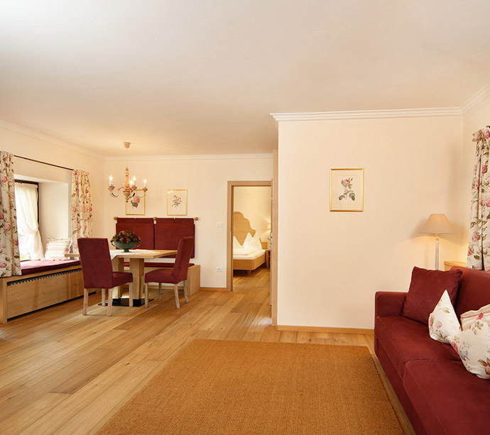 Rooms Bed and breakfast in Algund, South Tyrol